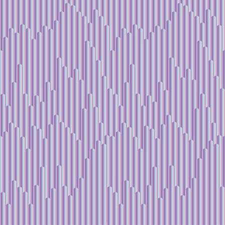 Seamless vector gradient tubing light lilac pattern for wrapping, craft, fabric, textile