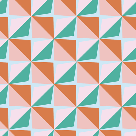 Vector papper stickers cut-out tile baby seamless pattern for fabric, textile, craft, wrapping, wallpaper