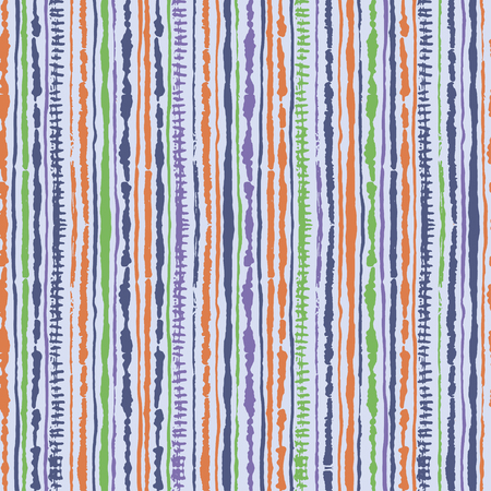 Seamless vector shibori tie-dye pattern of bright colours. Hand painting fabrics - nodular batik. Shibori dyeing for fabric, textile, ceramic