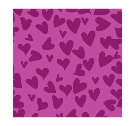 weldless: Heart Valentine Wall Illustration