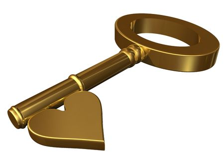 Key to your heart photo