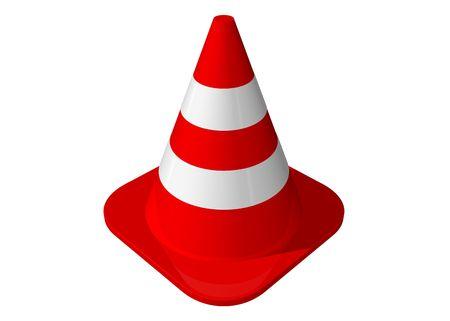 Traffic cone Stock Photo - 716283