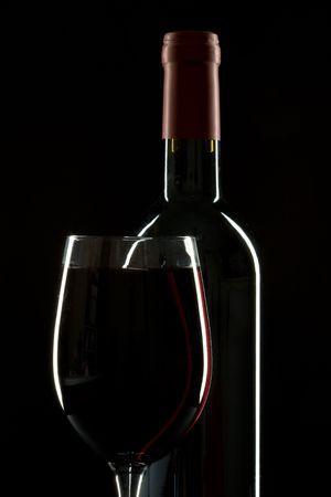 Wine Symmetry Stock Photo - 3070250