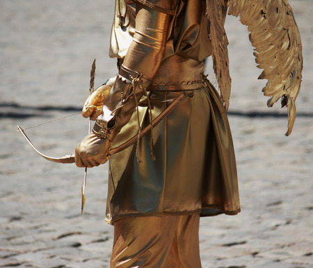 eros: Eros Eros nella mitologia greca, il dio dell'amore.