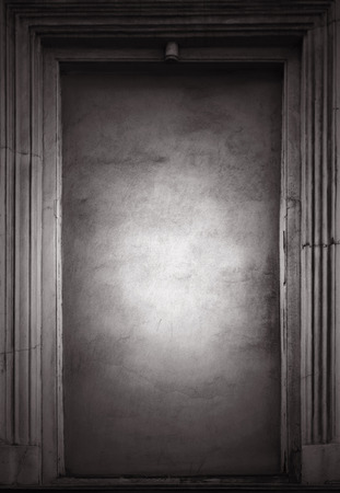 renaissance: Architectural frames in the Renaissance with space for your text or image. Stock Photo