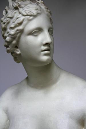 アフロディーテ (ローマ神話ではヴィーナス) ギリシャ神話の愛の女神。 写真素材