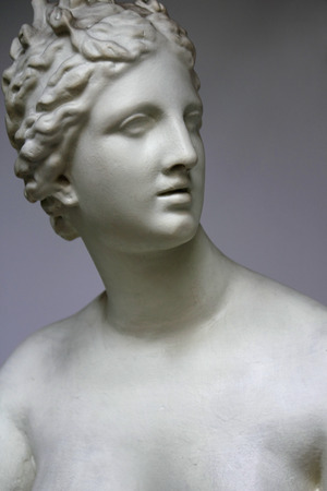 The goddess of love in Greek mythology, Aphrodite (Venus in Roman mythology).