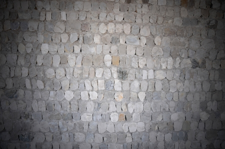 vignetted cobblestone background texture