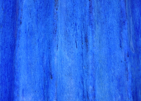 lurid: blue background