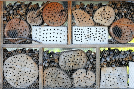 hideout: insect hotel