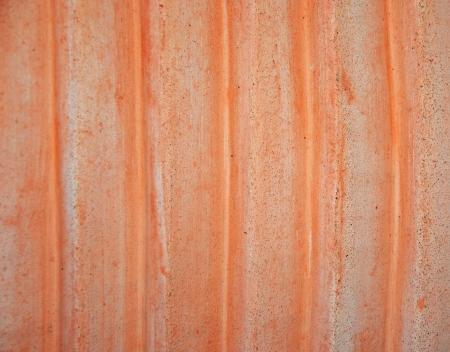 striped terracotta background Stock Photo - 17423011