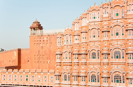 hawa mahal palace of winds in india