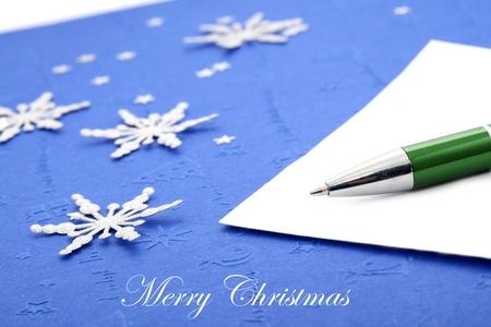 Christma Greeting card photo