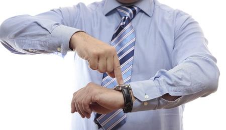 'body language': Body language. Punctuality
