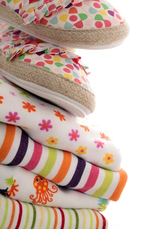 Stack clothing for babies