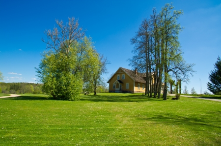 Big country house for all family Latvia photo
