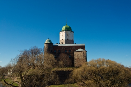 vyborg: The ancient castle town in the city of Vyborg