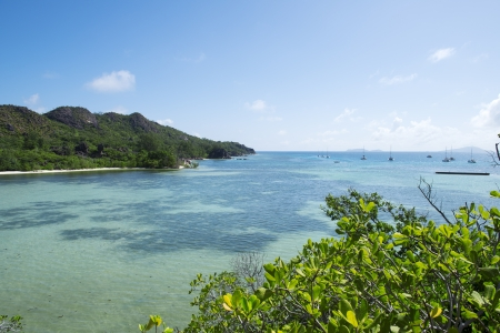 Curieuse Island, Seychelles National Parks Stock Photo - 17606123