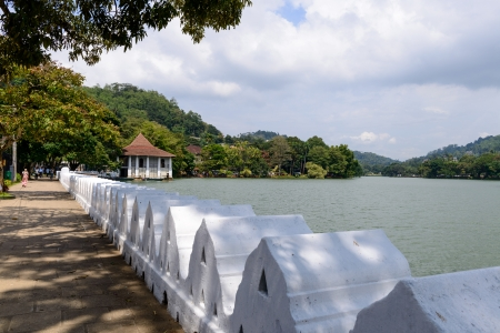 Sri Lanka. The central part. Kandy. Sri Dalada Maligawa