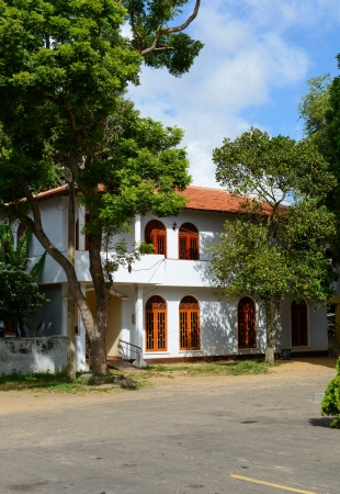 Sri Lanka  Negombo  Historic building