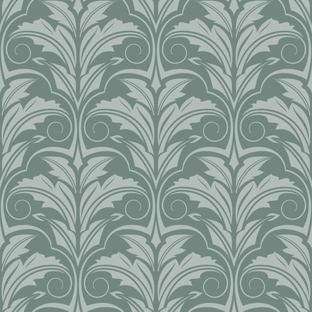 drapery: Grey-green seamless wallpaper