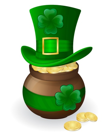 Illustration for St. Patrick Vector