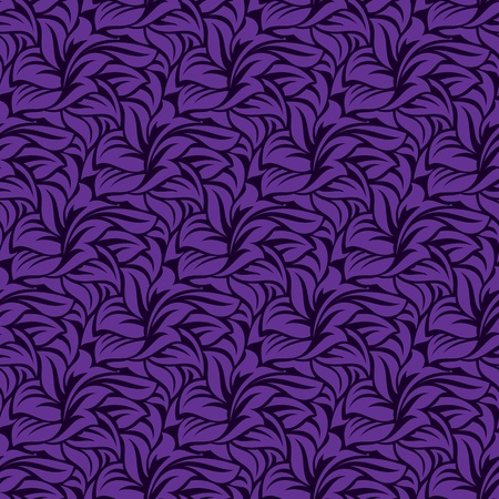 purple seamless wallpaper pattern  Stock Vector - 13195449