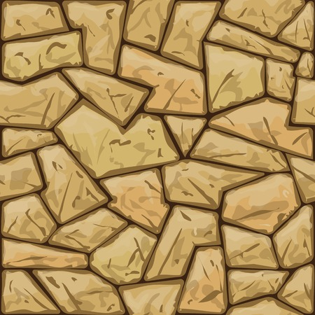 cobblestone: simple stone seamless pattern