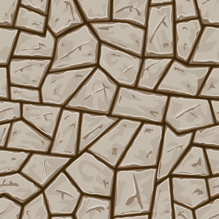 simple brown stone seamless pattern.