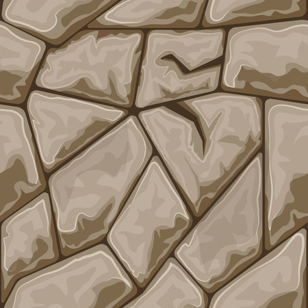 rubble: Simple piedra marr�n sin patr�n.