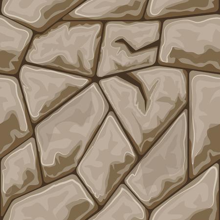 marrom: Simples pedra marrom padrão sem emenda.