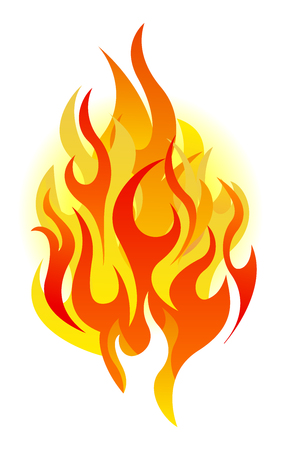 Vector fire design elements