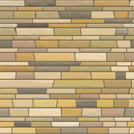 Seamless texture of stonewall
