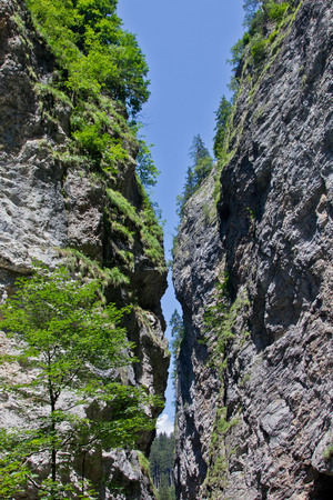 devi: Two rocks in high mountains Alps Austria
