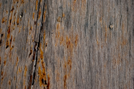 Wood background texture - worn wood slats - Old and distressed antique grey board Stock Photo