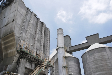 cement factory photo