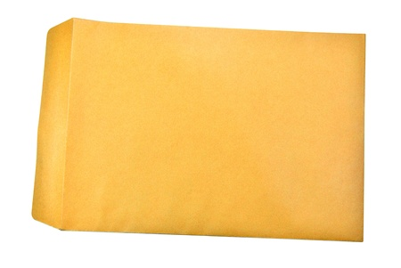 Brown envelope - brown letter envelope photo