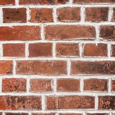 brickwork: Red brick wall - Background of brick wall texture - old red brick wall texture