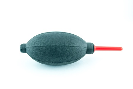 blowpipe: Silicone blower for camera and lenses