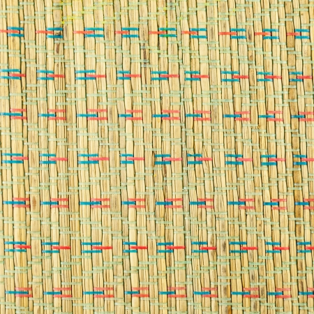 wooden striped textured weaving background - Wicker Woven photo