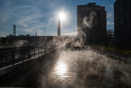 paesaggio industriale: Paesaggio industriale