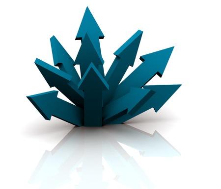 refresh icon: 3D Arrows