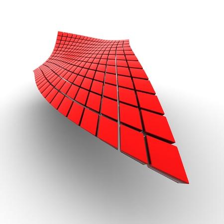 3D Blocks photo