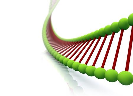 3D Render DNA Stock Photo - 8680522