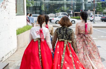 Traditional Korean Clothes -Hanbok