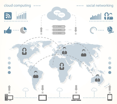 social networking: Social networking