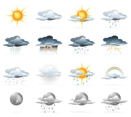Weather icons Çizim