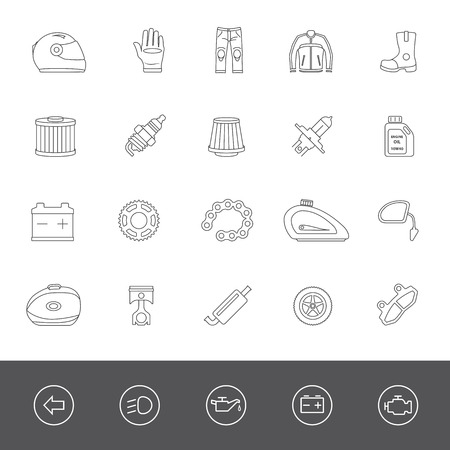 brake pad: Motorcycle gear and accessories icons