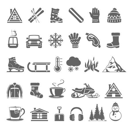 Black Icons - Winter