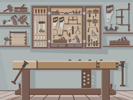 Traditional Woodworking Workshop